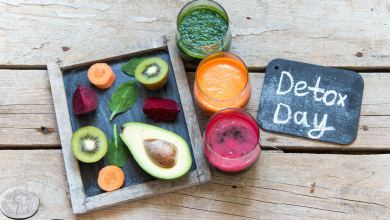 Smoothie Recipes To Detox Toxins