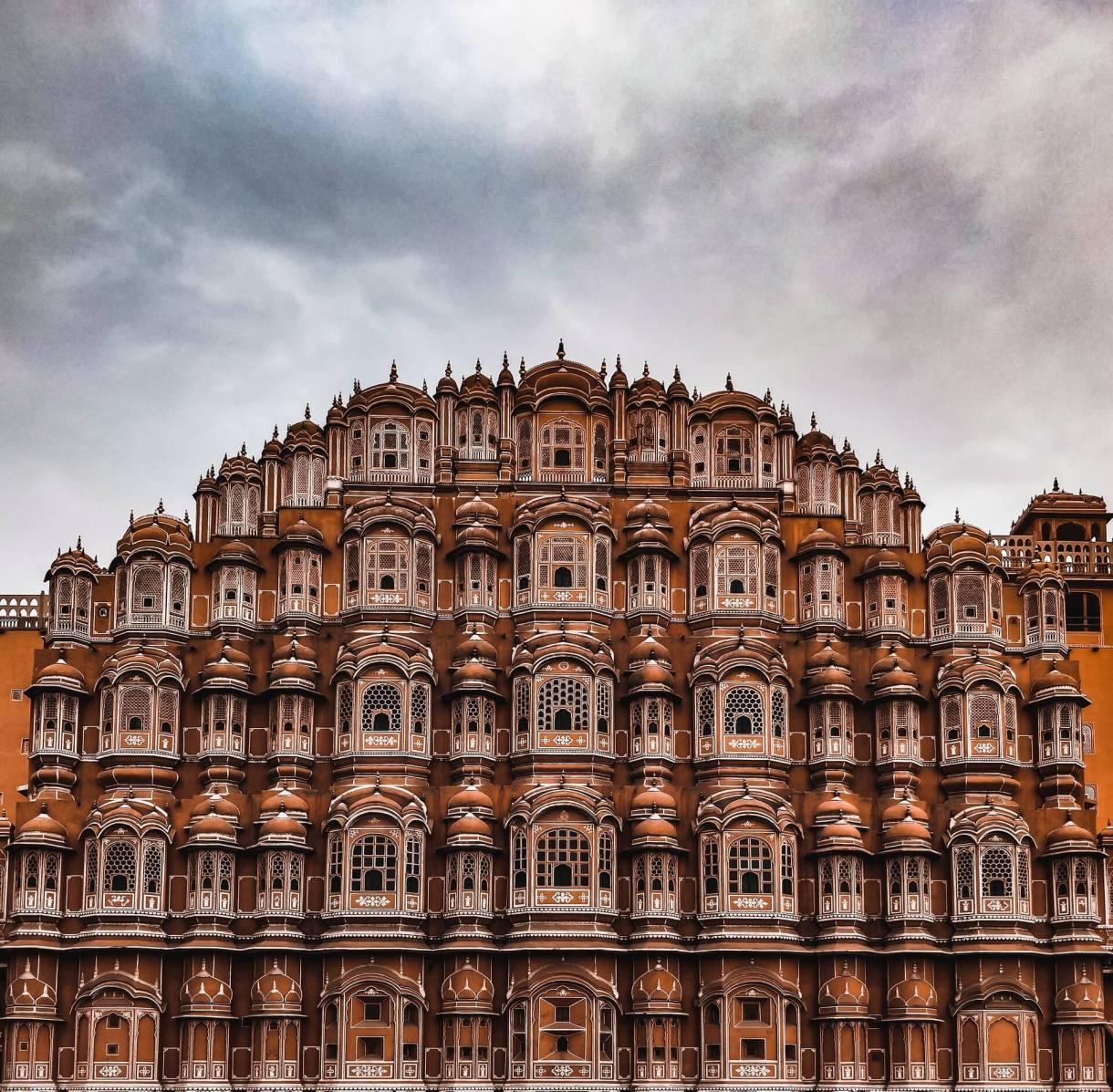 Hawa Mahal - Pink City Jaipur India