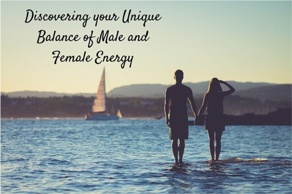 masculine energy, feminine energy, balance, yin and yang