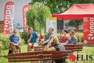 FLIS - Rondo w działaniu - 2016-06-04 Głogowskie Targi NGO 2016 w ramach Dni Głogowa (fot.Motzart) 12