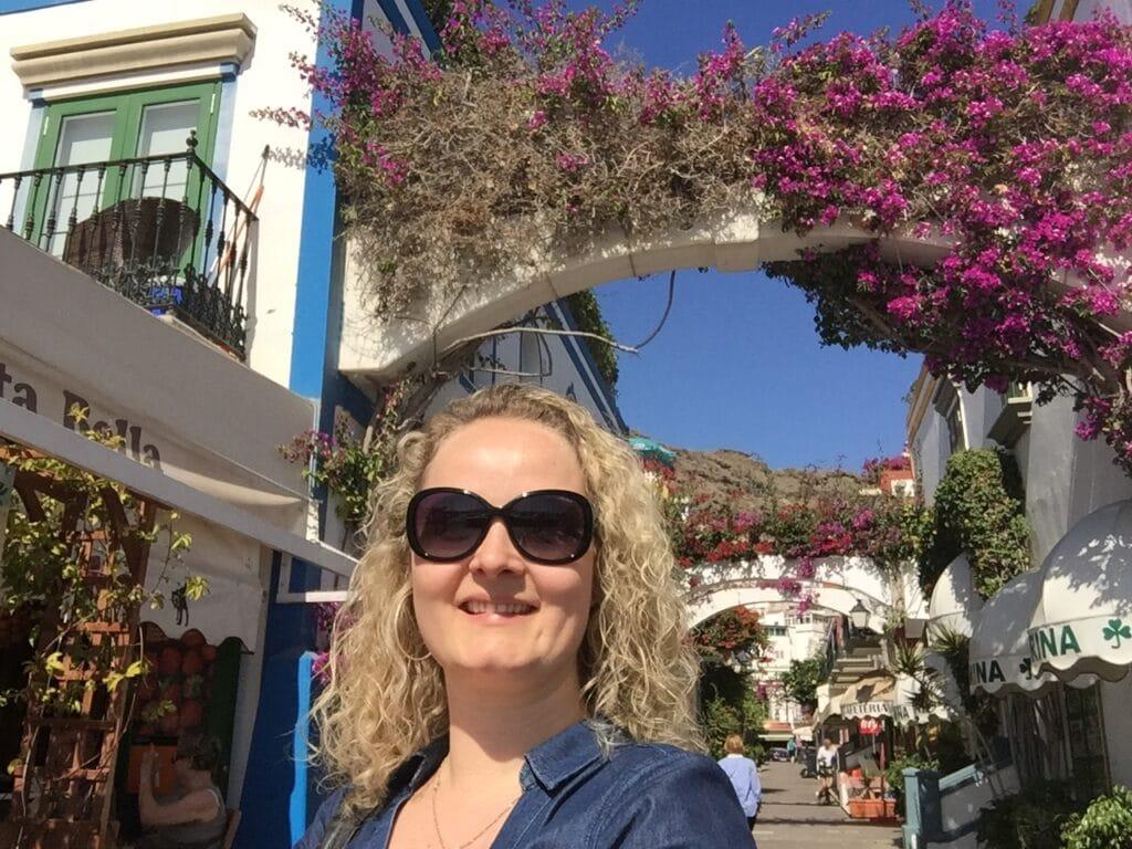 Puerto de Mogan Gran Canaria Spain