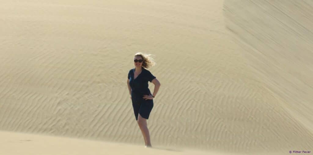 Dunas de Maspalomas Gran Canaria sand dunes