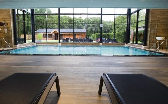 Wellness Thermen Soesterberg indoor pool