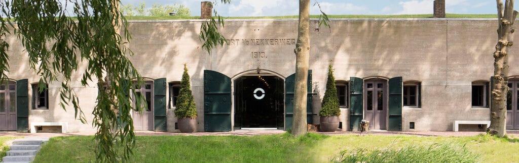 Fort Resort Beemster front