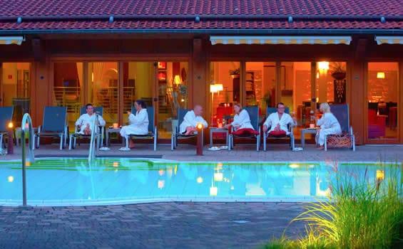 Saunapark Gronau Epe swimming pool