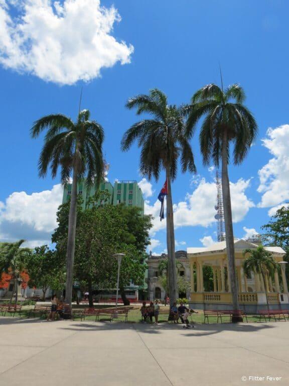 Parque Vidal Santa Clara