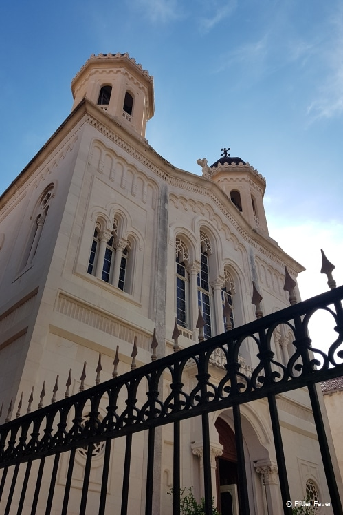 The Serbian orthodox Church of the Holy Annunciation in Dubrovnik
