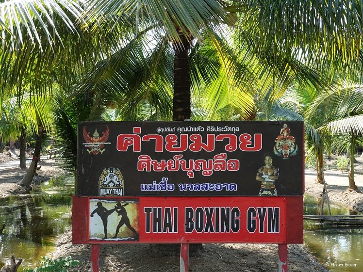Muay Thai Boxing Gym Bang Kachao Soi Petchahueng 28