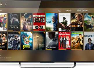 plex smart tv app