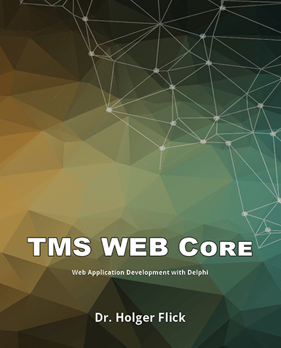 TMS WEB Core book in English: Available NOW worldwide