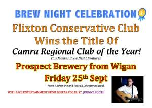 BREW NIGHT CELEBRATION