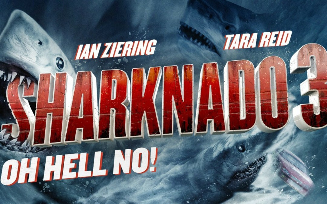 Ep #015 Sharknado 3 w/ Level Up Human