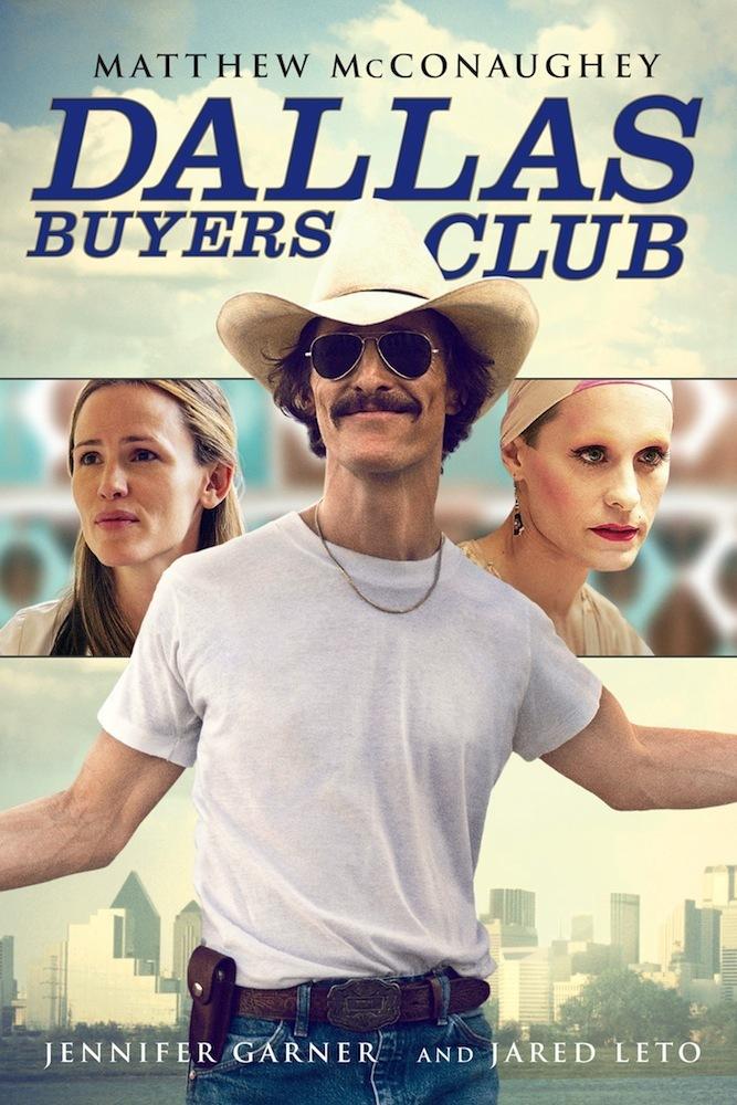 Dallas Buyers Club Flixwatcher Podcast Image