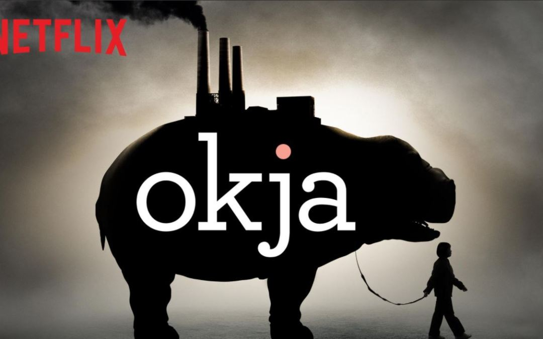 #Ep33 Okja with Gail Porter and Boyd Hilton