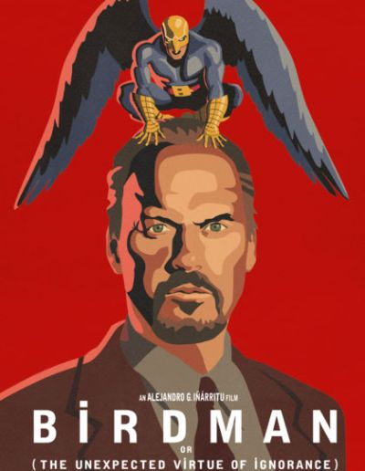 Birdman - Flixwatcher Podcast - Image 002