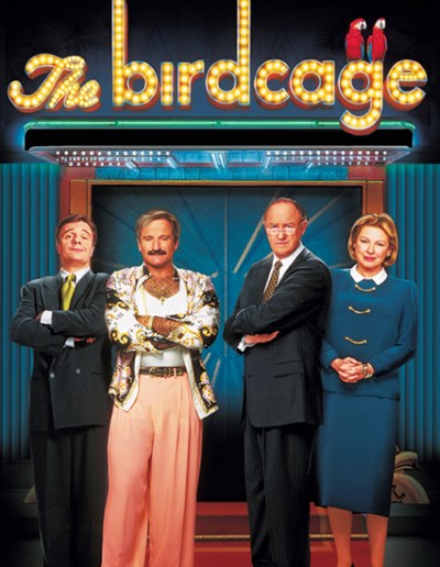 Ep #094 The Birdcage with Louise and Sam from 90 Minute or Less Film Fest