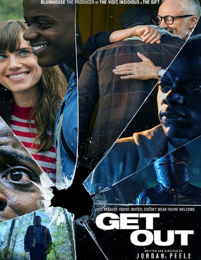 Ep #100.1 Get Out with Cathy and Dave from the Cinemile podcast