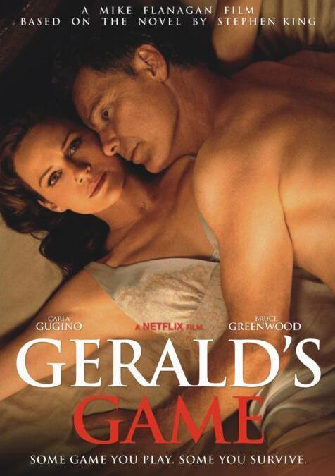 Ep #104 Gerald's Game with Miriam and Gareth
