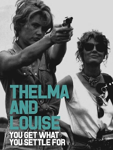 Ep #102 Thelma and Louise with Kelly and Sam from Curzon Cinema Podcast