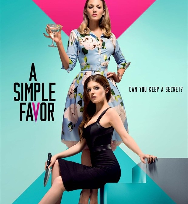 Ep #131 A Simple Favor with Becky Brynolf from And Then What podcast and Ella Watts from Orphans podcast