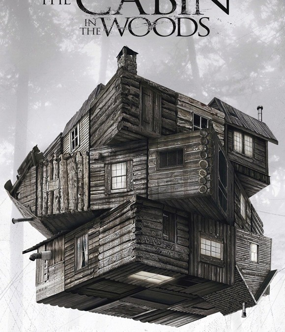 Ep #134 The Cabin In The Woods with Liz Campbell from Wooden Overcoats and Zack Fortais-Gomm from The Orphans