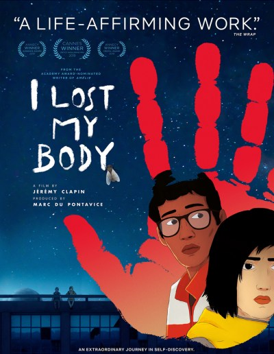 Ep#142 I Lost My Body with Ben from Top Film Tip and Rich from Betamax Video Club podcast