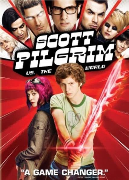Ep #157 Scott Pilgrim.Vs The World with Faye and Rachael from Her Dark Materials.