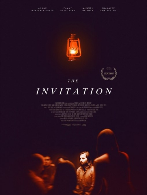Ep #163 The Invitation with Mike Muncer from The Evolution of Horror and Anna Bogutskaya from The Final Girls and The Next Supremes.