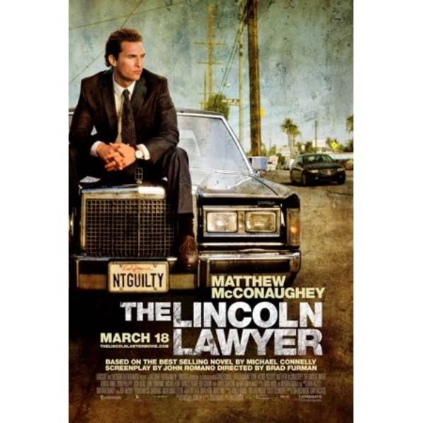 Ep # 165 The Lincoln Lawyer with Charlie and George from the Retro Ramble Podcast.