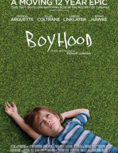 Ep # 170 BoyHood with Chris and Matt from the Movie Bunker Podcast.