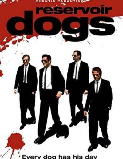 Ep # 168 Reservoir Dogs with Cressida Ward and Daniel Levine from Food Tryb Table podcast.