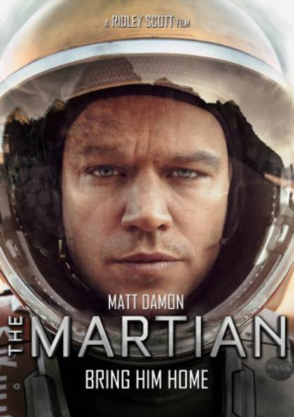 Ep #171 The Martian with George and Charlie from the Retro Ramble Podcast.