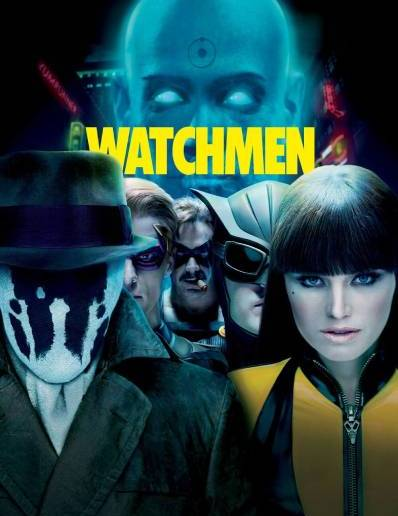 Ep #181 Watchmen with Brothers Ben and Sam Townsend from Universally Speaking podcast.