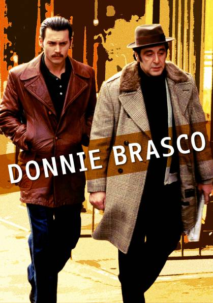 Ep #193 Donnie Brasco with Brothers Sam and Ben Townsend from Universally Speaking Podcast.