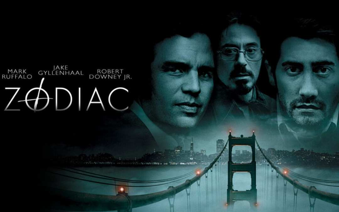Ep #199 Zodiac with Fil and Jonathan from The Pod Charles Cinecast – the official podcast of The Prince Charles Cinema.