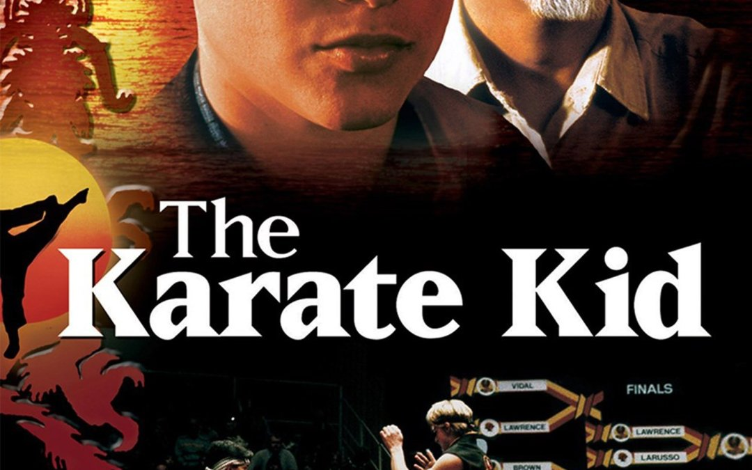 Ep #200 The Karate Kid with Will Collins and Kevin Lehane from Best Bits Pod