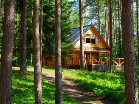 Can I Finance a Log Cabin?
