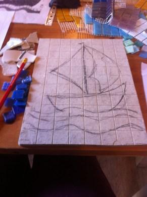 Sketch of design