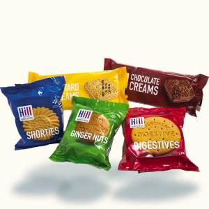 Biscuits Mini Packs