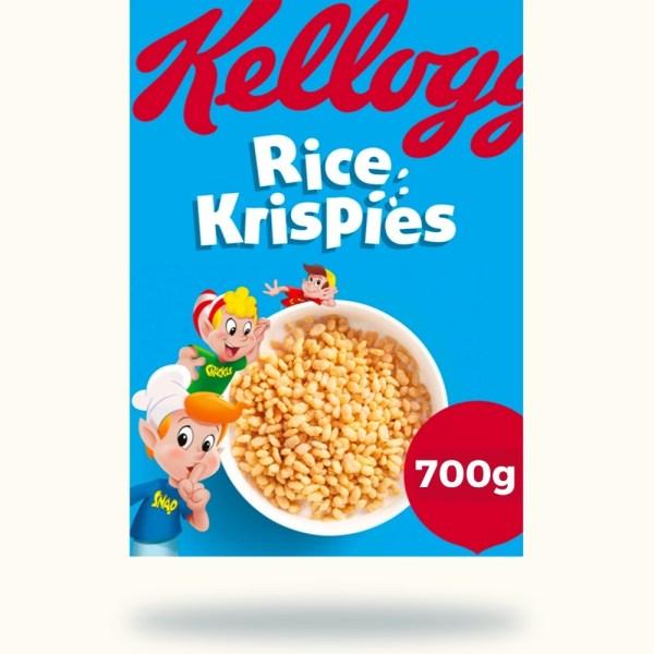 Cereals - Kellogs Rice Krispies 700g