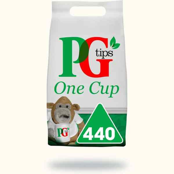 PG Tips One Cup