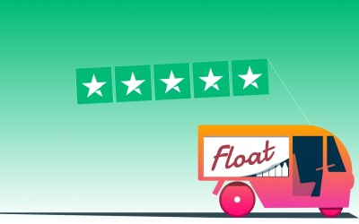 Float is on Trust Pilot