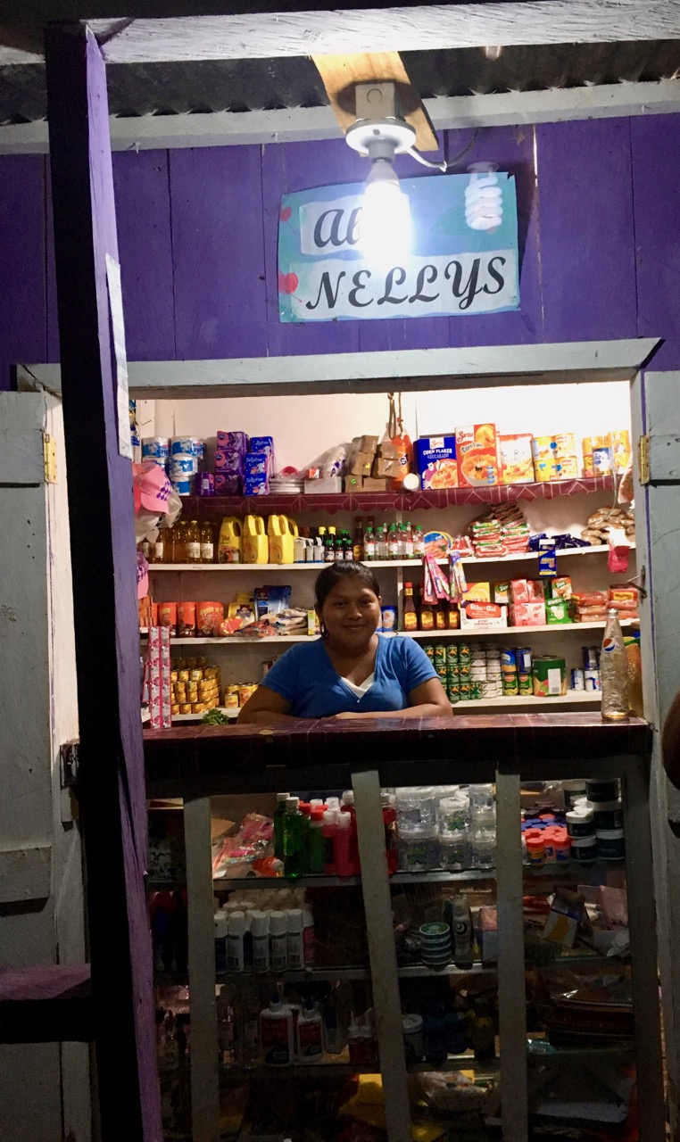 Refrigeration in the Village Store Keeps Food Safer