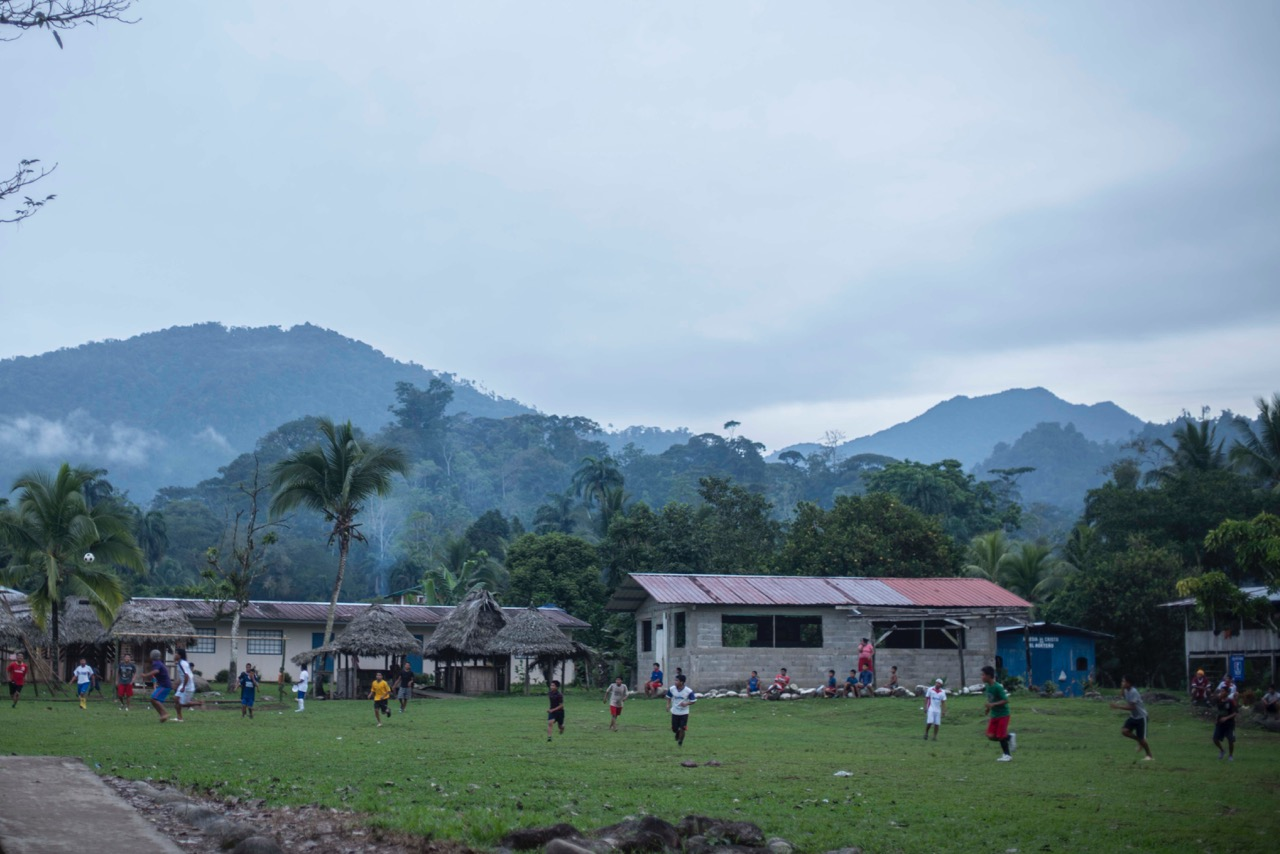 One of the Remote Villages We Serve