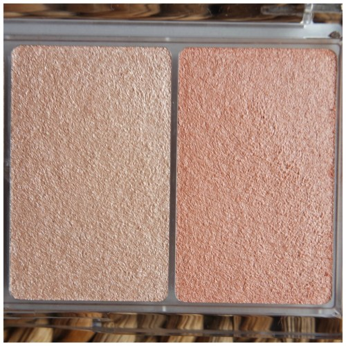 essence eye & face palette 02 rise & shine review swatch