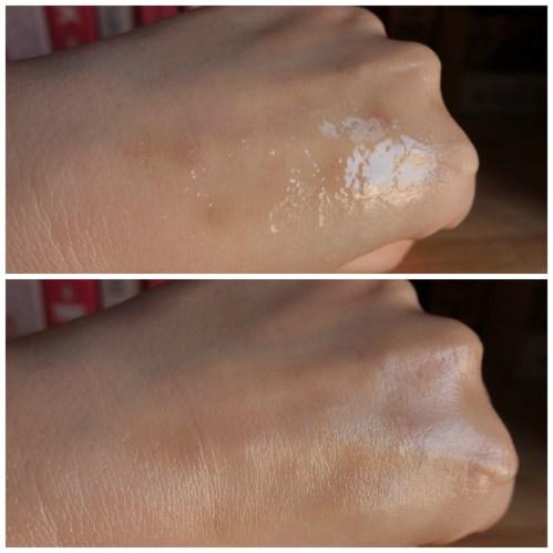 etos bodycare lichaamsverzorging eigen merk drogist body lotion lotus flower gallical rosa body cream almond jojoba skin oil review swatch