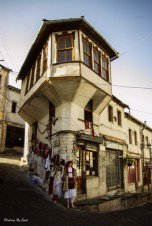 Ottoman bazaar in Gjirokastër, castle, ruins, UNESCO World Heritage, Gjirokastër, Albania, things to do in Gjirokastër, female solo travel, travel blog, travel tips, budget travel, street photography, travel photography