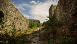 castle, ruins, UNESCO World Heritage, Gjirokastër, Albania, things to do in Gjirokastër, female solo travel, travel blog, travel tips, budget travel, street photography