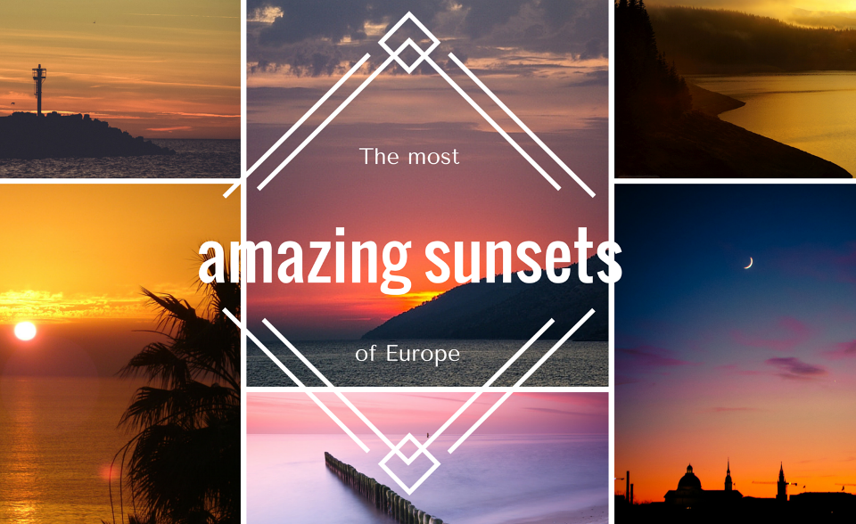 The best sunsets in Europe