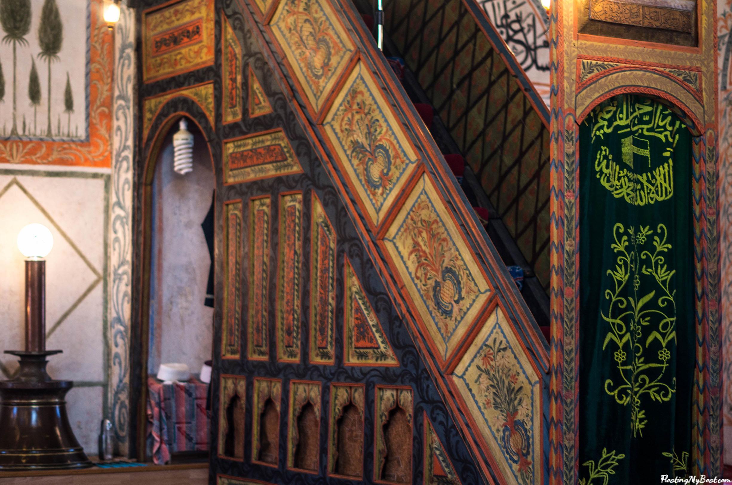 Hadum Mosque gjakova kosovo travel